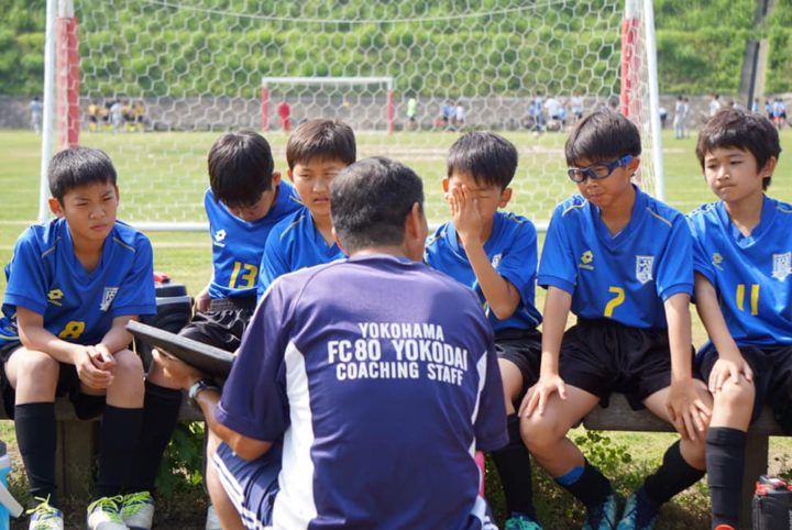 6年生はFAリーグ(前期)の4日目を迎えました。