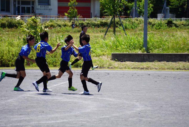 6年生は磯子区大会U12-Aの予選2日目でした。